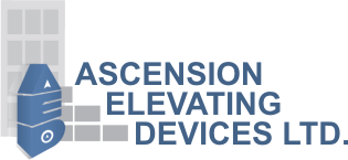 Ascension Elevating Devices Logo
